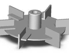 SHEAR BLADES AND IMPELLERS CHEMICAL INDUSTRY