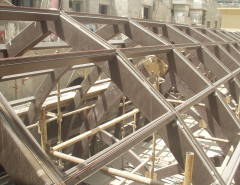 steel fabrication dubai