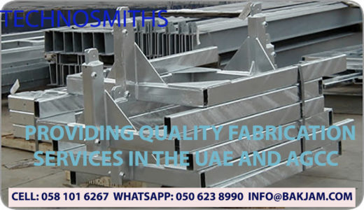 STRUCTURAL STEEL FABRICATION IN DUBAI