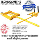 CERTIFIED FORKLIFT ATTACHMENTS