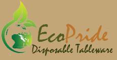 NOW IN DUBAI ECOPRIDE DISPOSABLES BIODEGRADABLE TABLEWARE BAGASSE