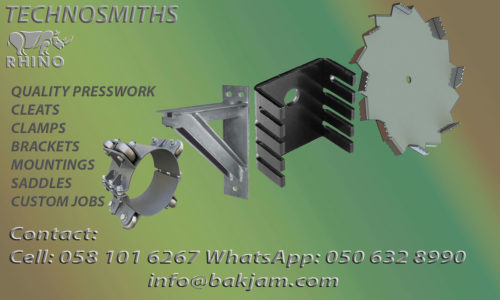 METAL PRESSING AND STAMPING WORKS IN THE UAE