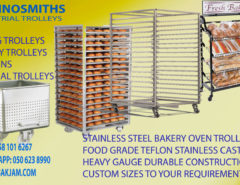 TECHNOSMITHS ARE THE LEADING INDUSTRIAL TROLLEYS MANUFACTURERS SINCE 1980 MANUFACTURING AND SUPPLYING A WIDE VARIETY OF INDUSTRIAL TROLLEYS AND MATERIAL HANDLING EQUIPMENT TO CONSTRUCTION PROJECTS