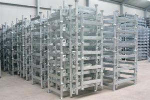 steel fabrication workshop