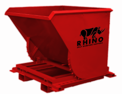 RHINO SELF DUMPING HOPPERS ARE THE INDUSTRY LEADER SELF DUMPING HOPPERS IN GTA CANADA.