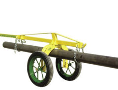 Pipe Carts Pipe Dollies Heavy-Duty Pipe Cradle Carts iv